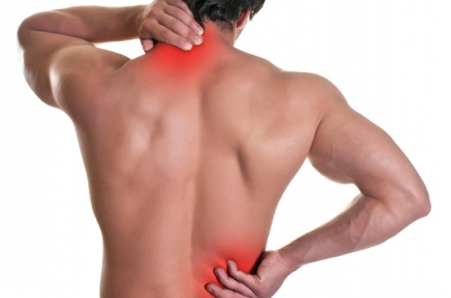 back pain neck pain
