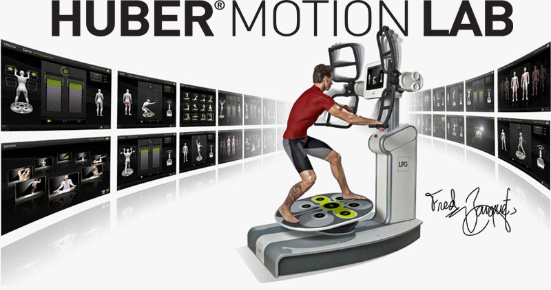 huber motion lab
