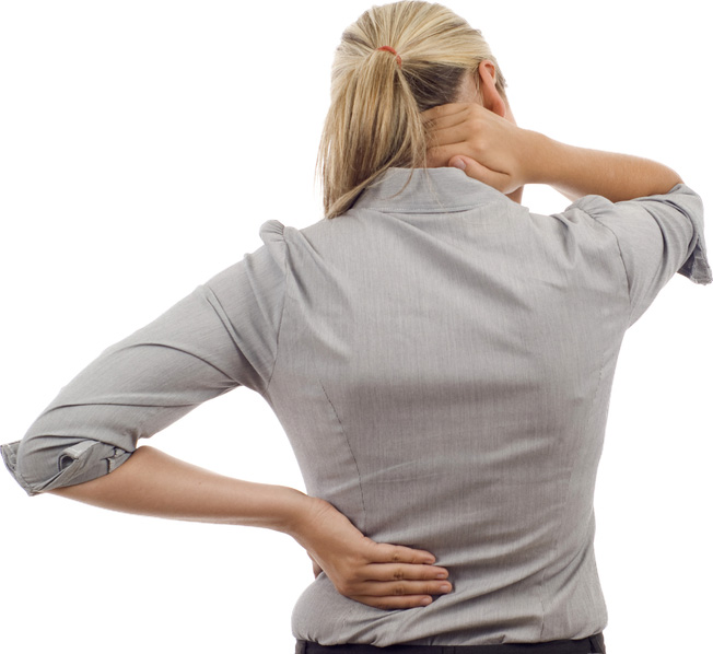 nack and back pain